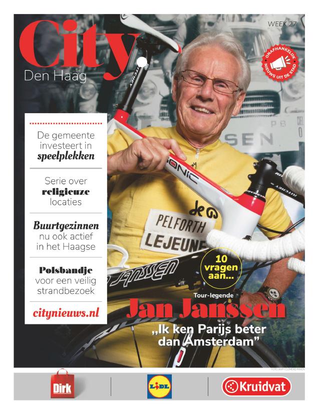 10 Vragen Aan... Jan Janssen