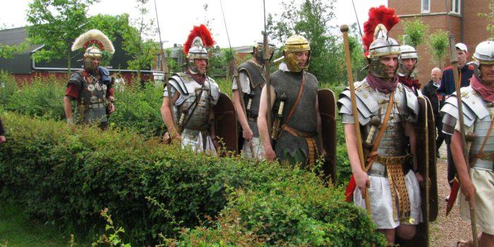 Park Matilo Herinnert Aan De Romeinse Tijd
