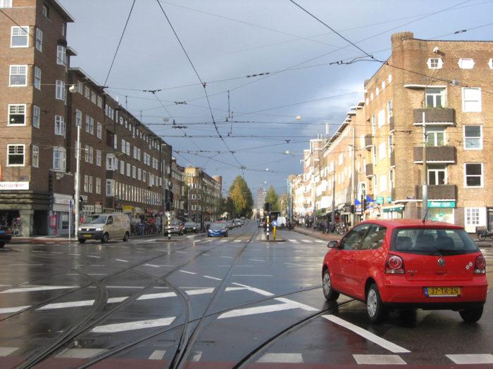 De Rijnstraat Wordt Groener En Leefbaarder.
