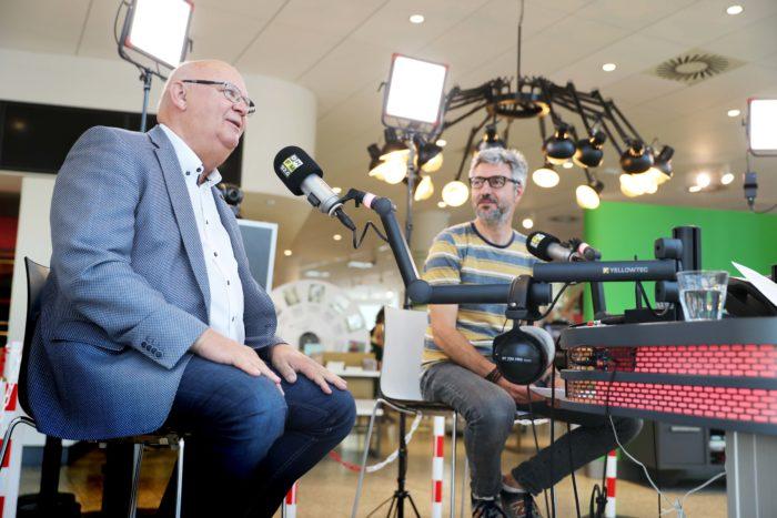 Drie Nieuwe Voetbalprogramma's Haaglanden Voetbal Op Tv Bij Den Haag FM.
