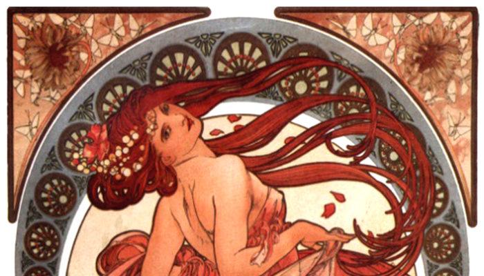 Art Nouveau Festijn-Den Haag Rond 1900 Gaat Voluit