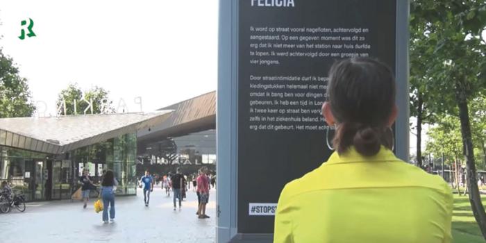 Een Still Uit De Video Die De Gemeente Maakte.