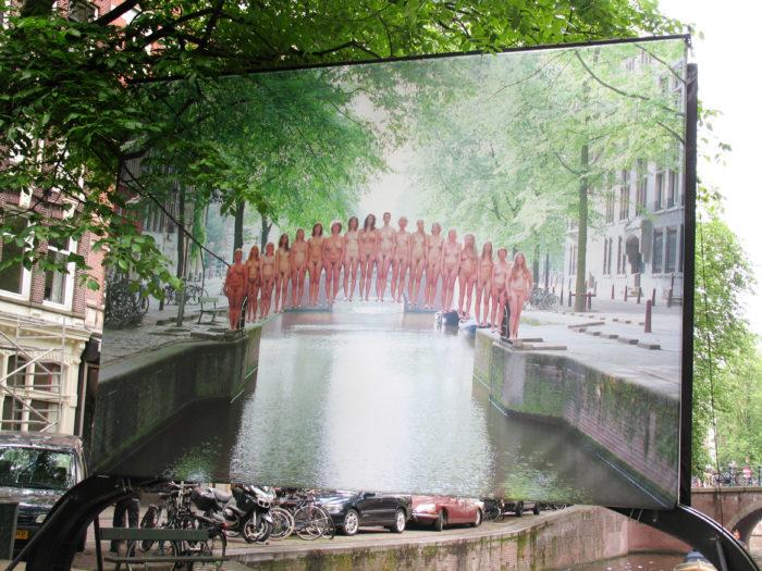 Spencer Tunick Is Met Dit Soort Naakte Kunst Beroemd Geworden.