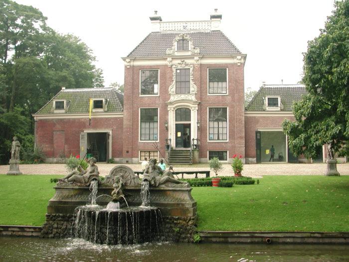 Huize Frankendael Is Een Van De Monumenten Die De Deuren Opent Tijdens De Open Monumentendag.