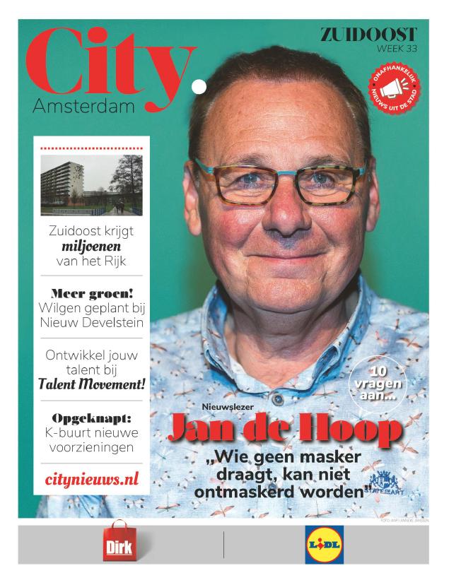 10 Vragen Aan... Jan De Hoop