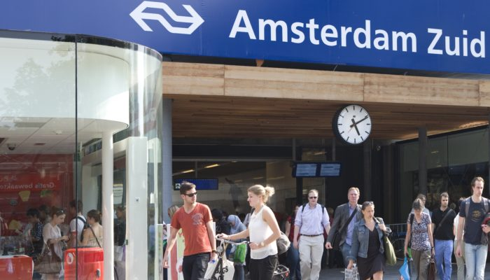 Welke Natuurstenen Tegel Krijgt Station Zuid?