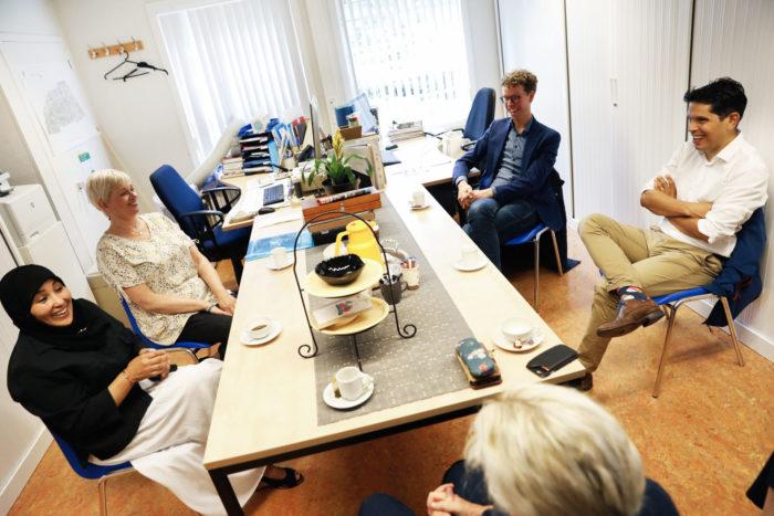 Bewonersorganisaties Kunnen Zowel Belangenbehartiger, Organisator Als Verbinder Zijn.