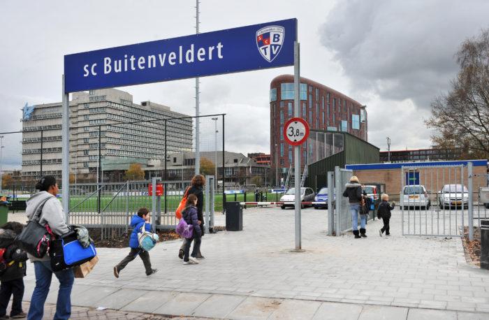 SC Buitenveldert Kan Er Tot De Verhuizing In 2028 Weer Tegenaan.