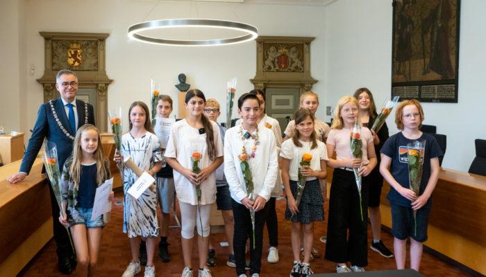 Nieuwe Haarlemse Kinderraad Geïnstalleerd