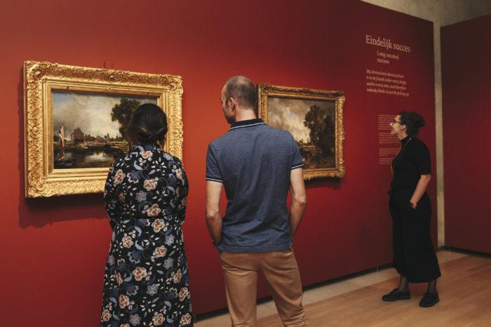 De Tentoonstelling John Constable Is Genomineerd!