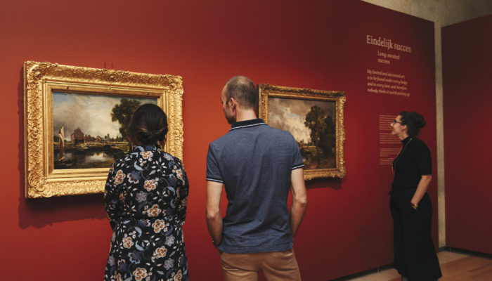 Teylers Museum Genomineerd Voor Beste Tentoonstelling