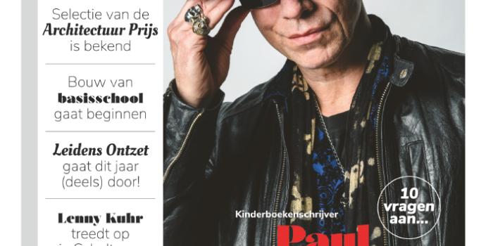 10 Vragen Aan... Paul Van Loon