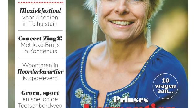 10 Vragen Aan... Prinses Laurentien