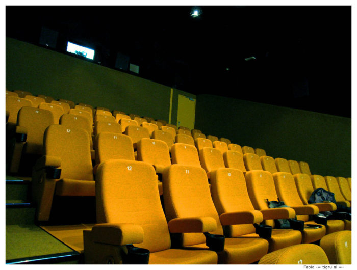 Bijlmerbios Film(t)huis Brengt 'andere' Films.