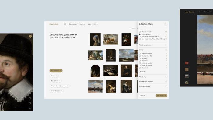 De Collectie Van Het Mauritshuis Is Nu Ook Online Heel Toegankelijk.