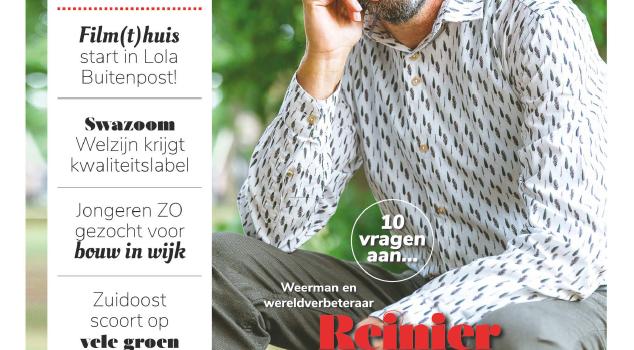 10 Vragen Aan... Reinier Van Den Berg